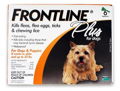 Additional Flea and Tick Prevention