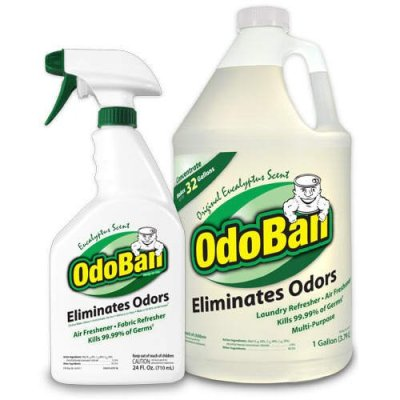 Disenfectant and Pet Odor Remover